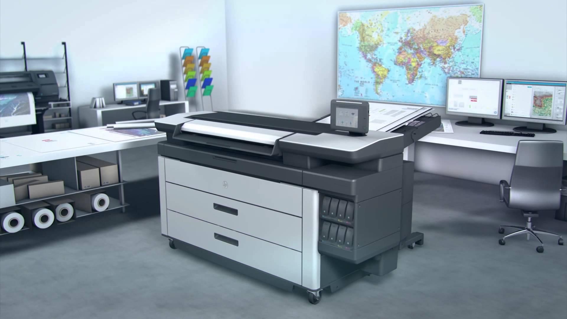 HP công bố loạt máy in khổ A3 thế hệ mới