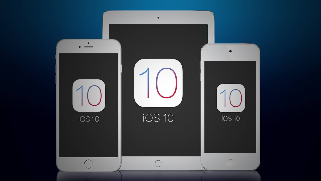 ios 10 featured - 3 cách cập nhật iOS 10 cho iPhone, iPad và iPod Touch