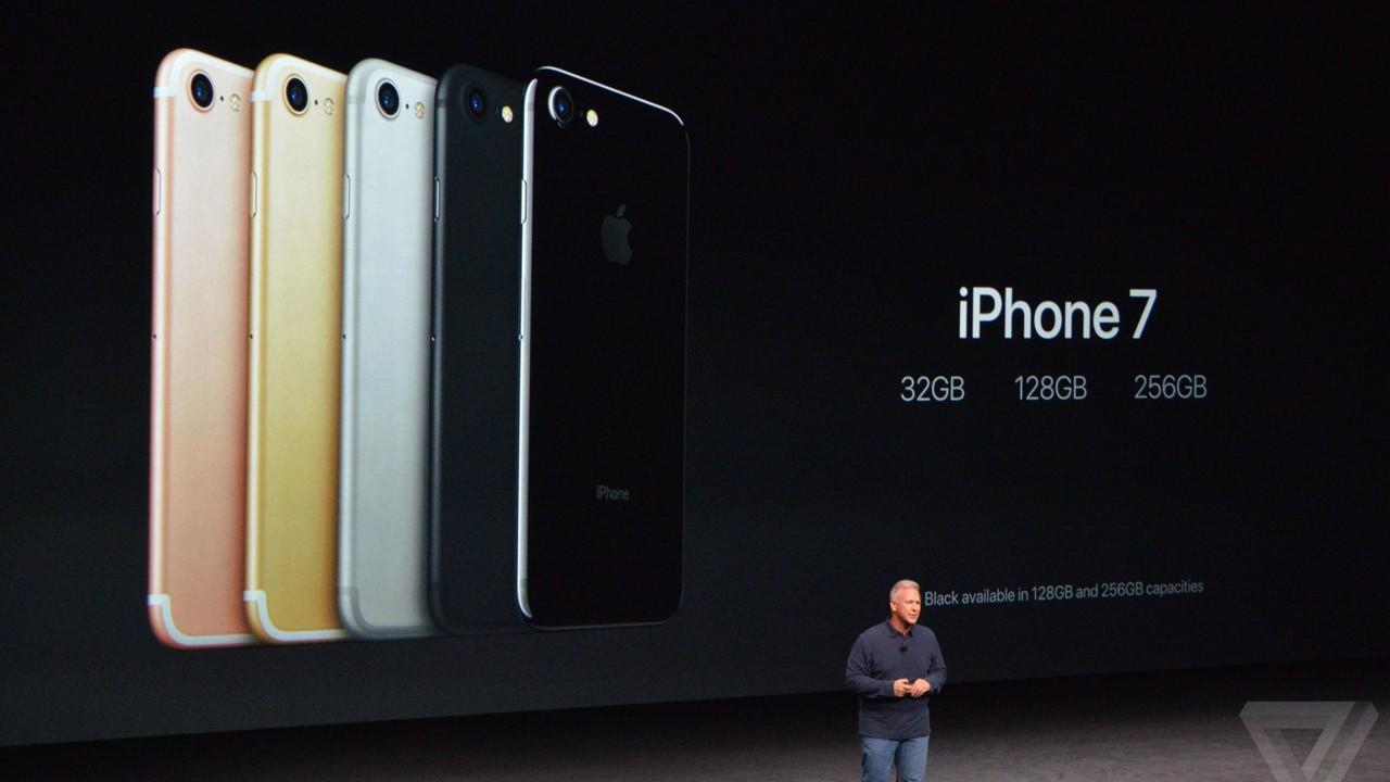 ip 7 - Giá bán dự kiến chi tiết của iPhone 7, 7 Plus chính hãng tại Việt Nam