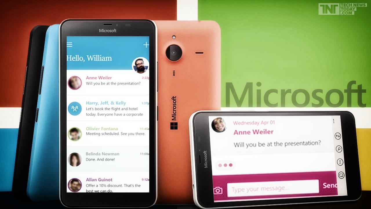 microsoft send featured - Microsoft Send – Gửi email tức thì như chat trên di động