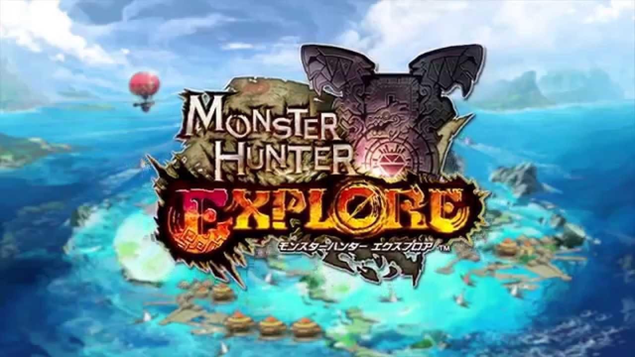 """monster hunter explorer 1 - Top 25 tựa game """"chặt chém"""" hay nhất iOS và Android năm 2016 (P.2)"""