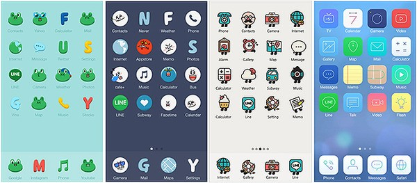 Top 11 ứng dụng tạo hình nền trên iPhone