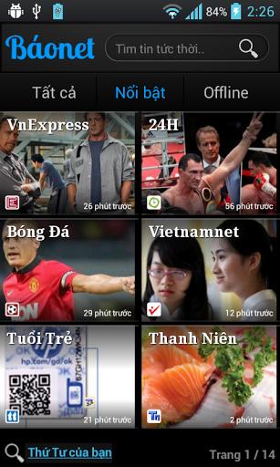 Top 4 ứng dụng đọc báo cho iOS