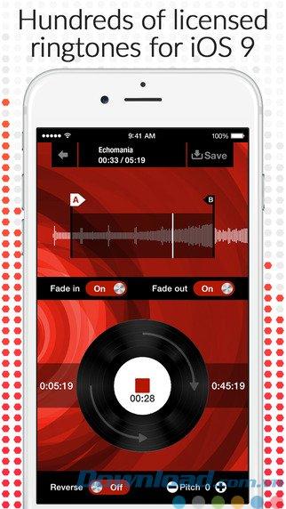 Top 5 ứng dụng tạo nhạc chuông cho iOS