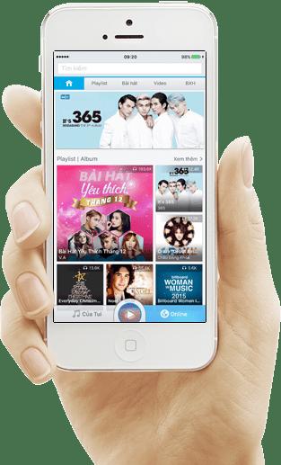 unnamed file 74 - Top 6 ứng dụng nghe nhạc hot nhất tháng 9trên iOS