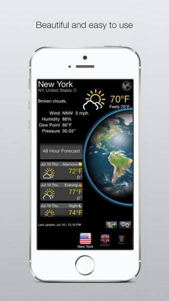real-weather-free-ios