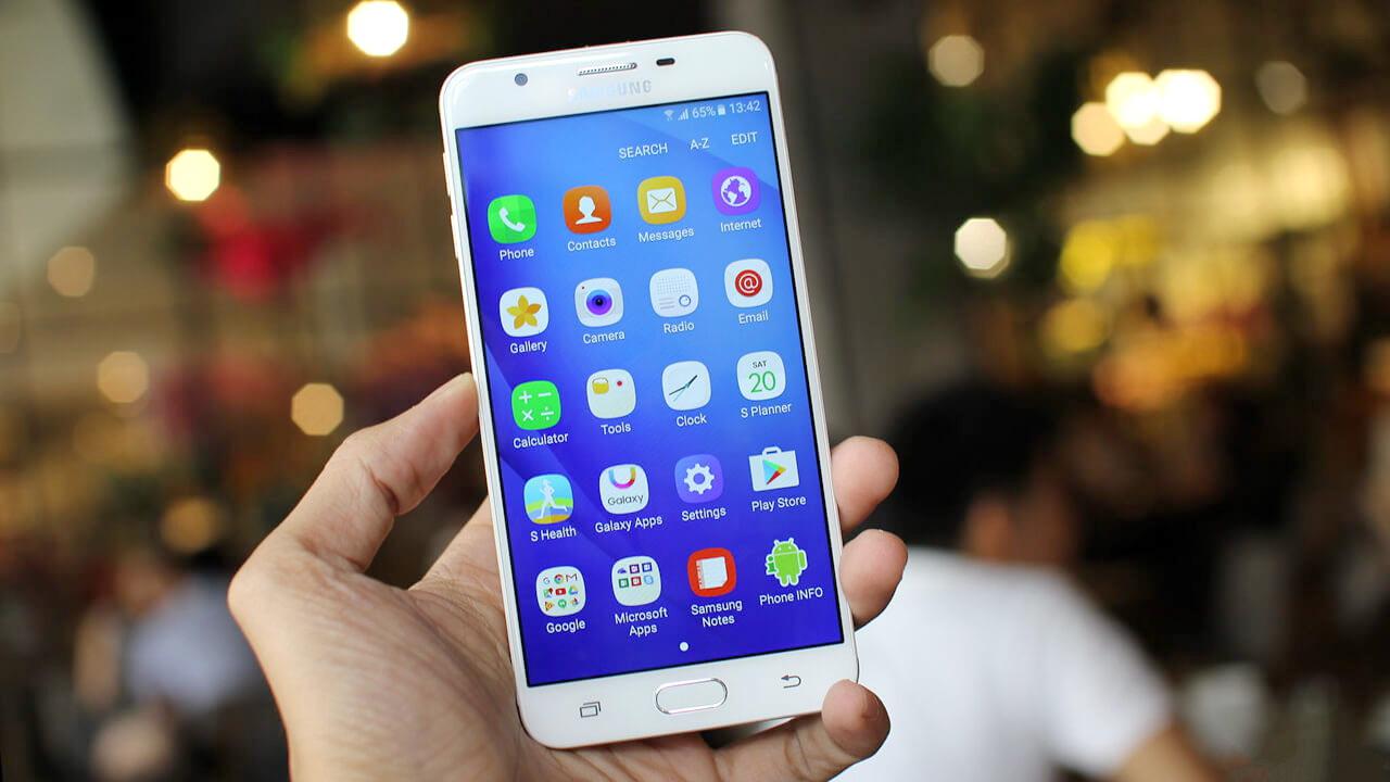 Samsung Galaxy J7 Prime 6 - Tổng hợp 5 ứng dụng hay và miễn phí trên Android ngày 19.10.2016