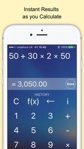 xmart-calculator-ios
