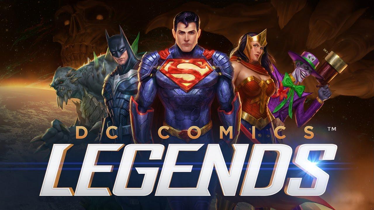 dc legends - Tổng hợp 5 game hay miễn phí trên di động ngày 13.10