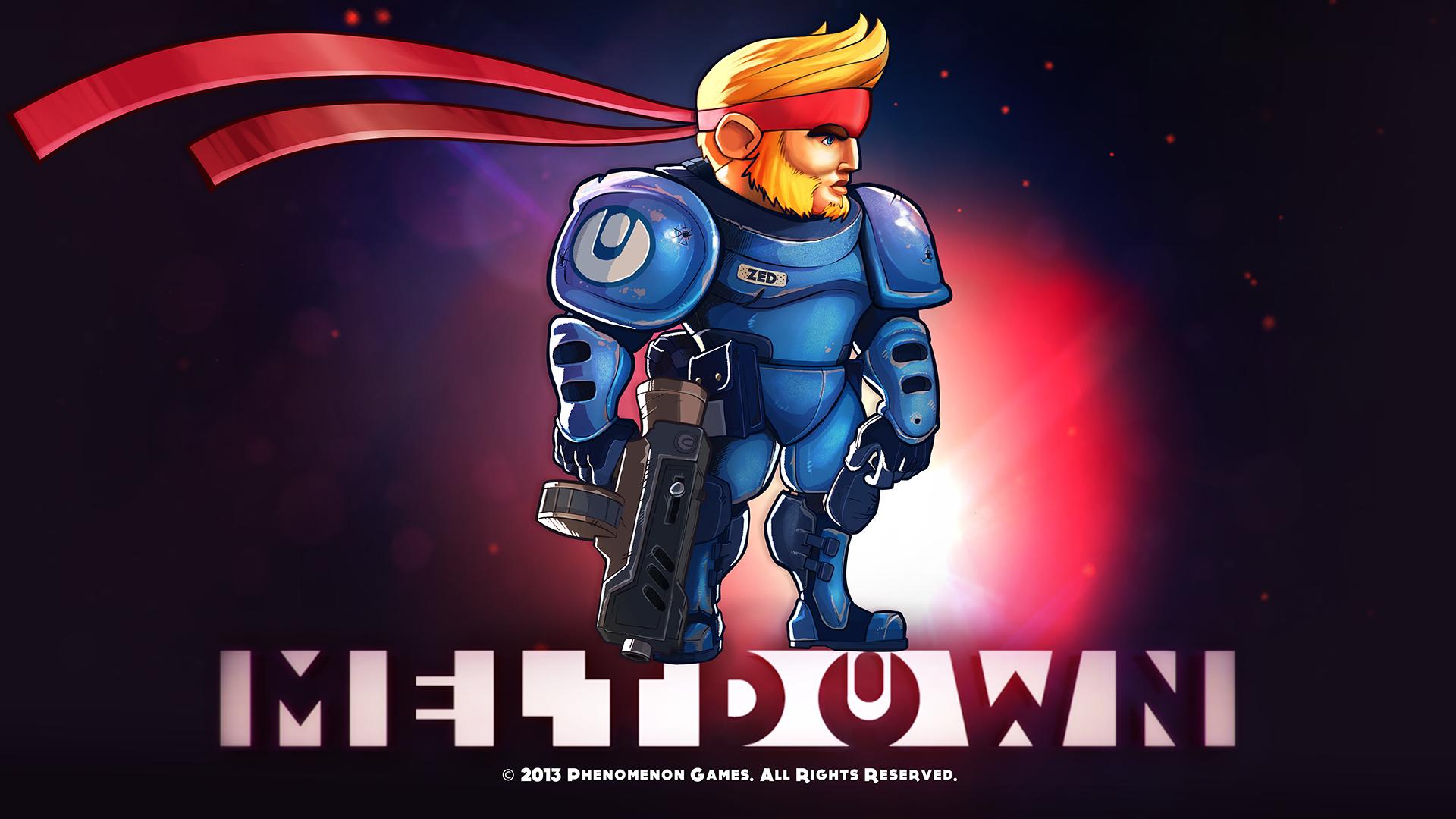 meltdown ios - Tổng hợp game mobile hấp dẫn hỗ trợ chơi 2 người (phần 2)