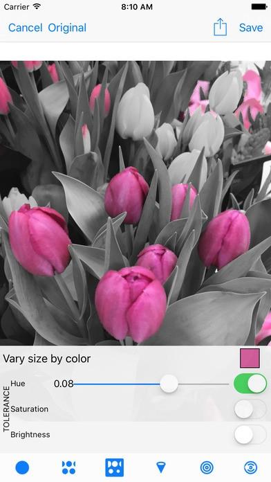 pointillisted-photo-ios