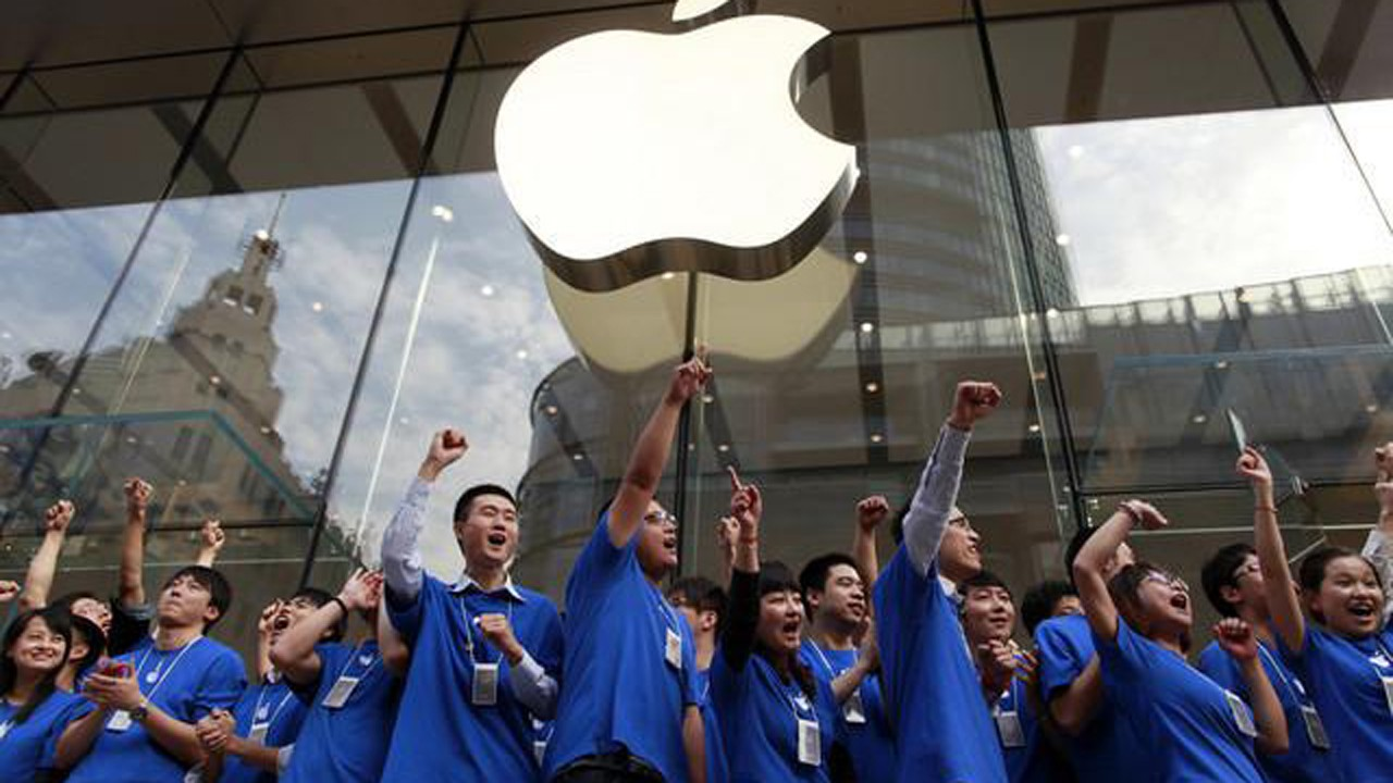 truong hoc apple - Apple cũng mở trường học nhưng còn khó vào hơn cả Đại học Harvard
