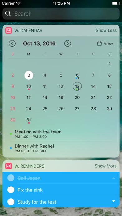 widget-calendar-ios