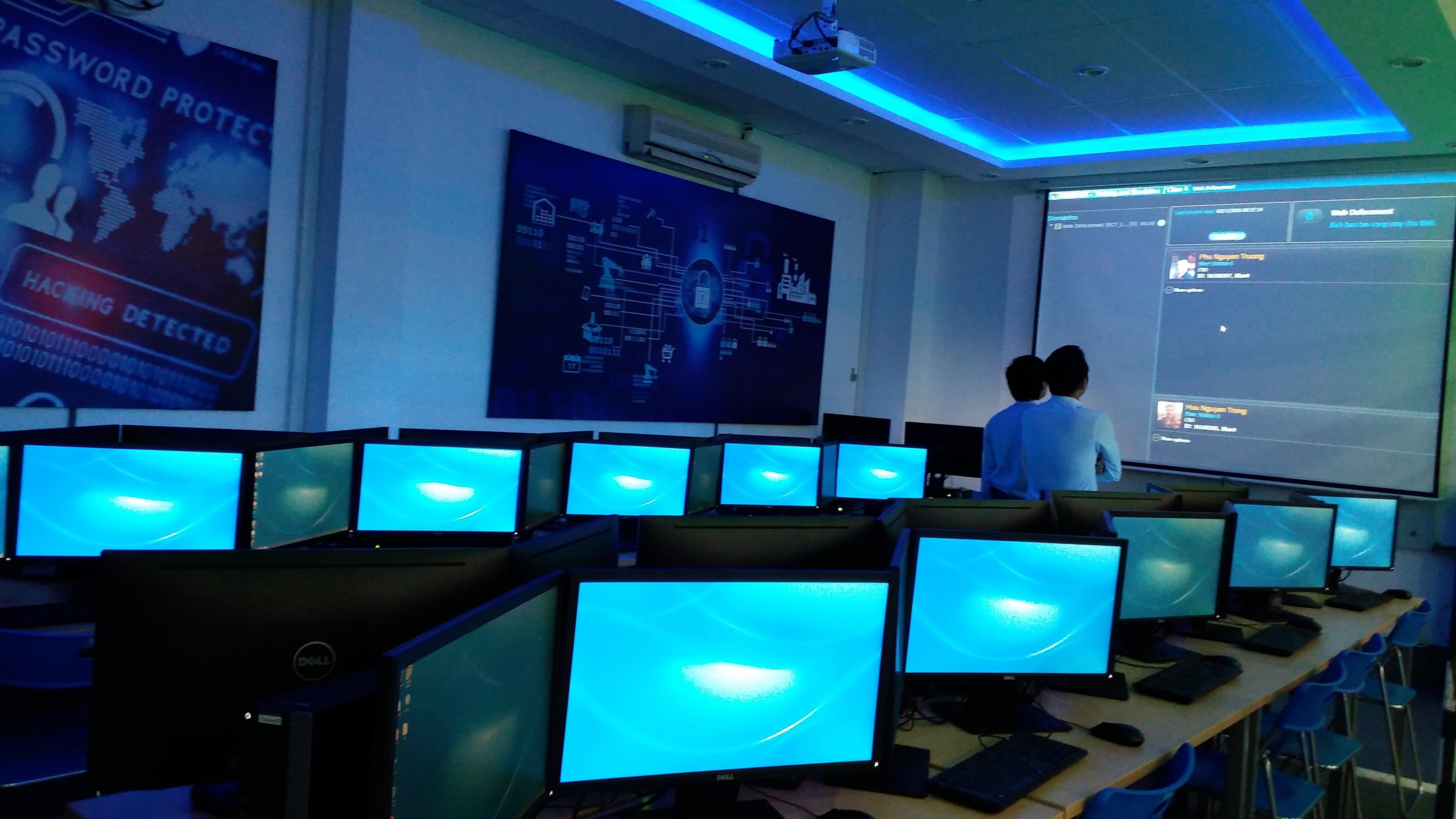 20161103 081440 2 - Ra mắt thao trường mạng đào tạo chuyên sâu ANM tại Việt Nam