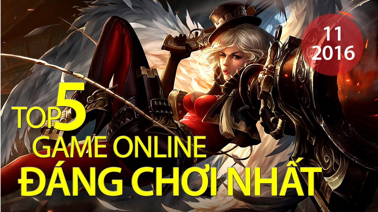 BK dangchoinhat11 2016 - Tổng hợp 5 game online đáng chơi nhất tháng 11.2016