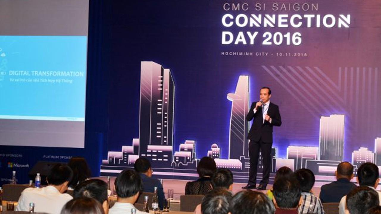 CMC SI Saigon - CMC SI Saigon tổ chức ngày hội kết nối Connection Day 2016