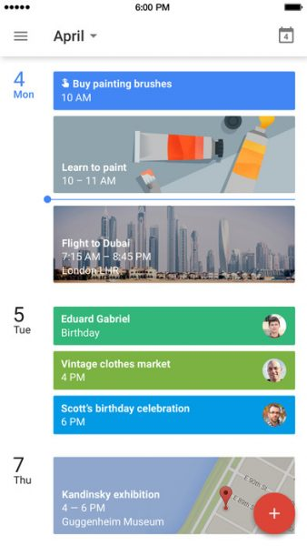 google-calendar-ios