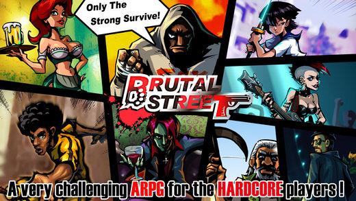 brutal-street-ios