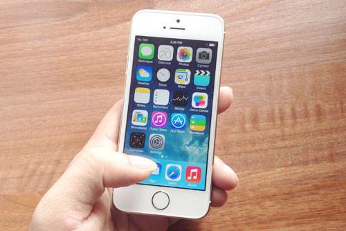 iPhone 5S xách tay tiếp tục giảm giá