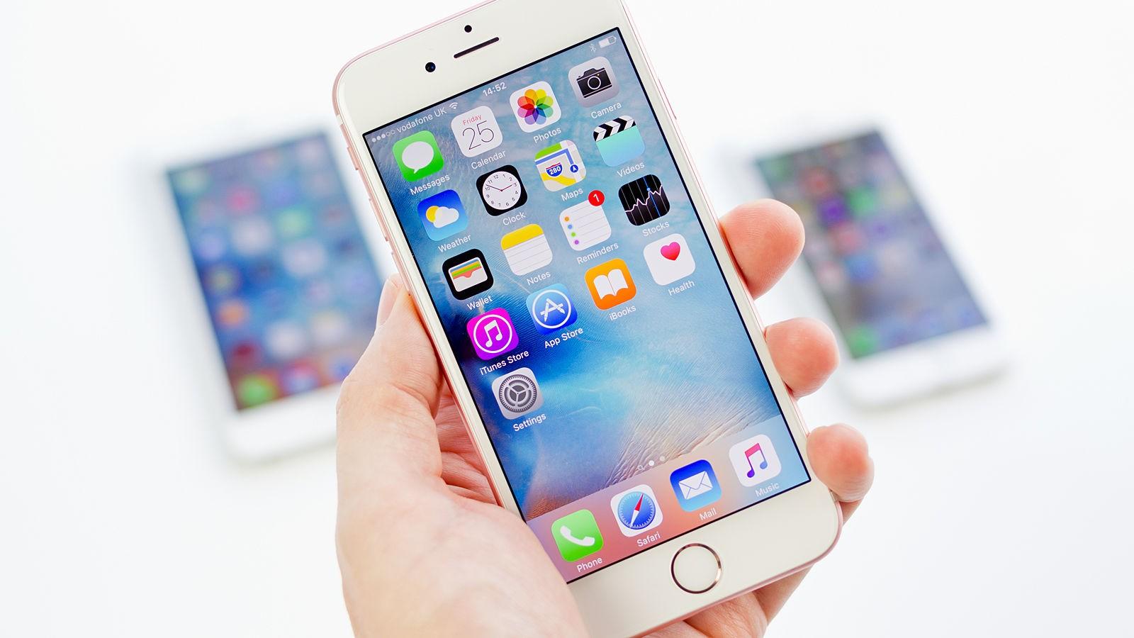iphone 6s plus xach tay1 - Tổng hợp 8 ứng dụng hay và miễn phí trên iOS ngày 15.11.2016