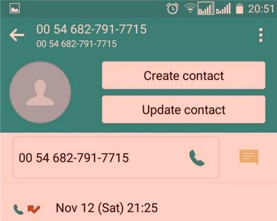 Người dùng không bị mất tiền nếu nghe cuộc gọi từ Somali