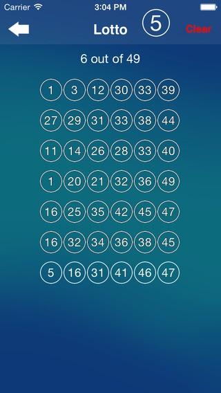 random-number-ios