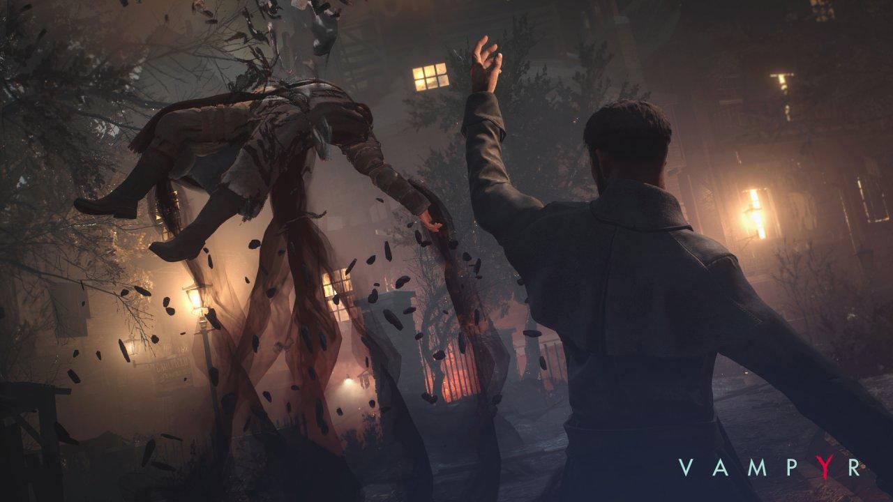 """vampyr featured - Tổng hợp 20 game """"bom tấn"""" năm 2017 (phần 4)"""