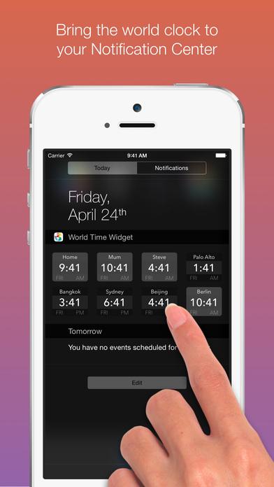 world-time-widget-ios