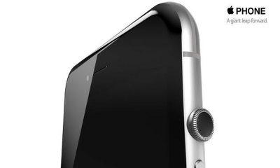 Digital Crown 400x240 - Apple tìm cách đưa Digital Crown lên các thiết bị iDevice