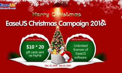 EaseUS 400x240 - Miễn phí bản quyền 5 phần mềm EaseUS tổng trị giá 220USD