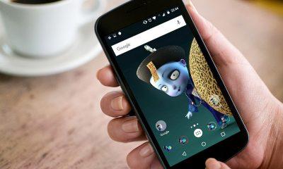 """GZUzx 400x240 - """"Mang"""" Tiểu Cương Thi lên điện thoại Android"""