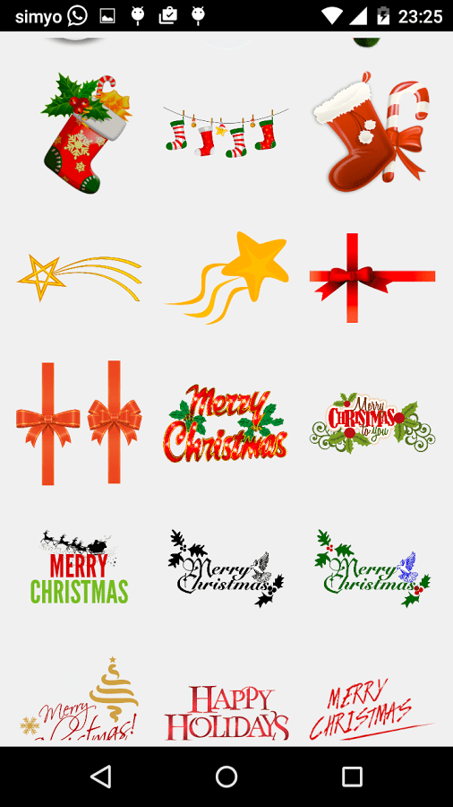 merry-christmas-photo-stickers