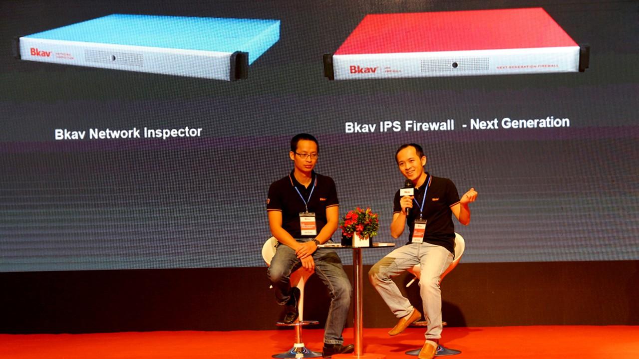 RamatBothietbi 05 - Bkav ra mắt Firewall và bộ thiết bị chống tấn công có chủ đích APT