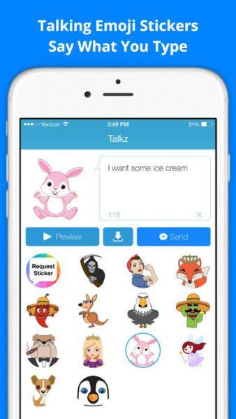 talkz-for-messenger