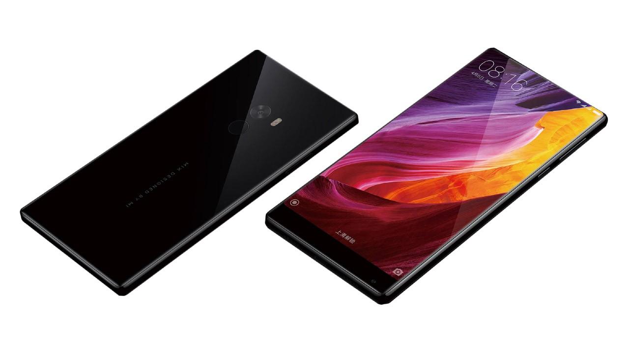 Xiaomi Mi MIX 3 - Xu hướng smartphone 2017: màn hình không viền lên ngôi?