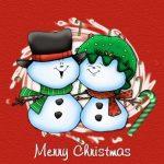 christmas 26 150x150 - 50 ảnh nền Giáng Sinh cực dễ thương cho điện thoại