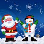christmas 7 150x150 - 50 ảnh nền Giáng Sinh cực dễ thương cho điện thoại