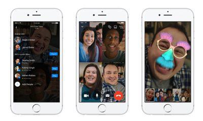 download 400x240 - Bạn có biết Facebook Messenger đã hỗ trợ chat video nhóm?