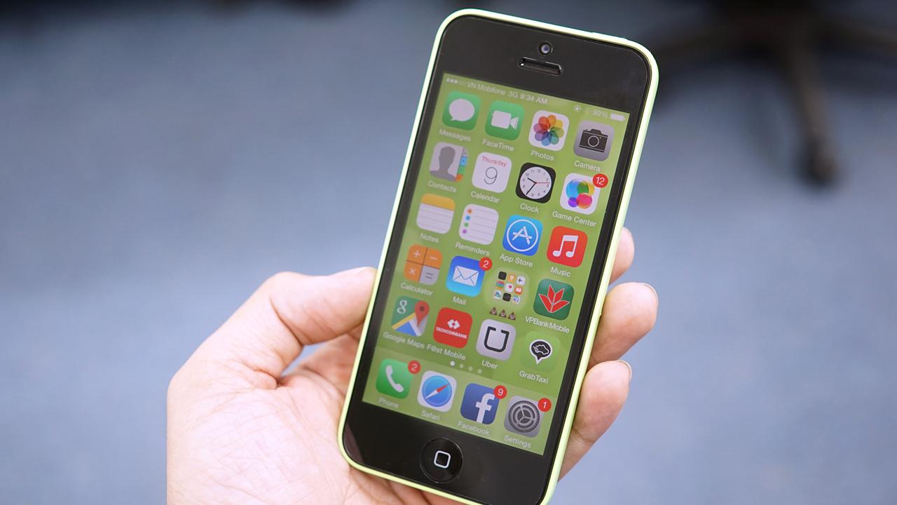 iPhone 5C lock Nhat Ban - Tổng hợp 5 ứng dụng hay và miễn phí trên iOS ngày 11.12.2016