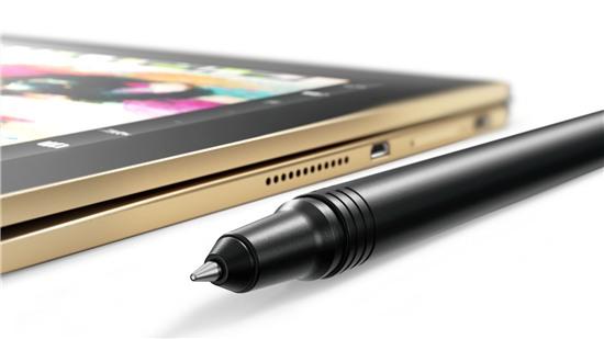 Lenovo ra mắt Yoga Book với bút Stylus đa năng có thể viết trên giấy và màn hình