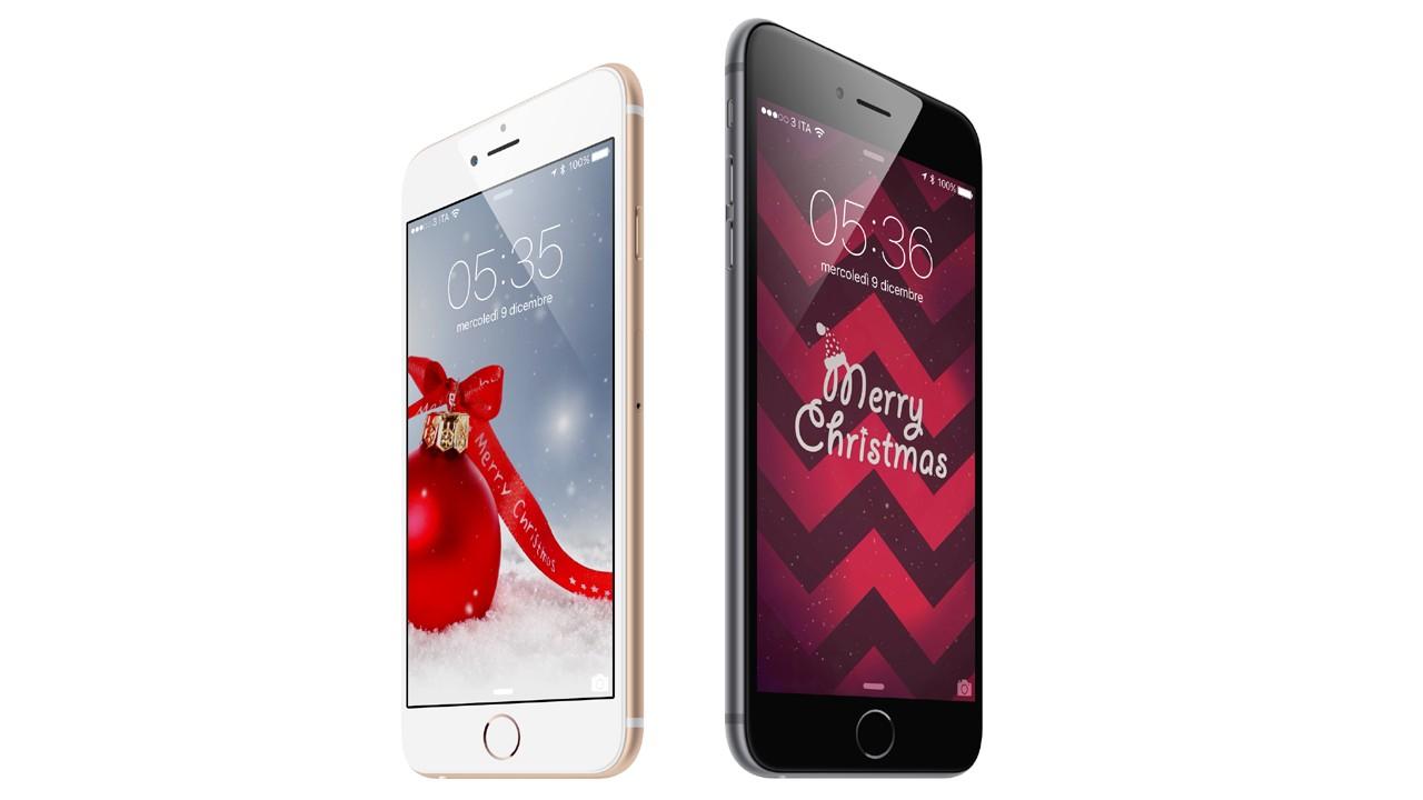 merry christmas wallpaper - Tổng hợp 5 ứng dụng hay và miễn phí trên iOS ngày 25.12.2016