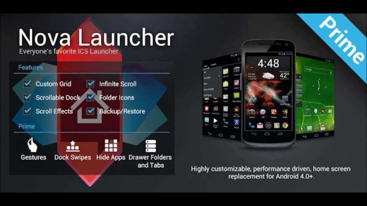 nova launcher prime featured - Nova Launcher Prime đang giảm giá chỉ còn 6.000 đồng