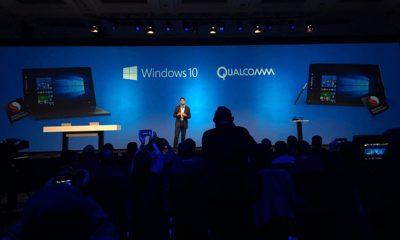 qualcomm phat trien chip snapdragon tren may tinh chay windows 10 400x240 - Sắp có máy tính Windows 10 dùng Qualcomm Snapdragon thế hệ kế tiếp