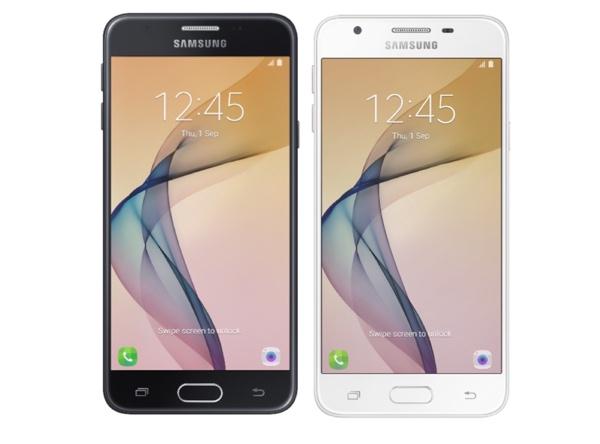 Samsung J5 Prime, J 7 Prime thêm màu hồng vàng