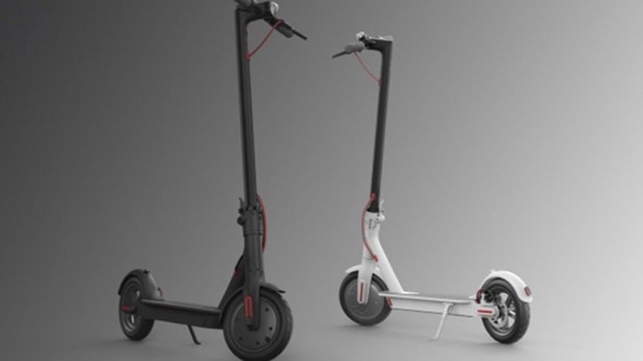 xe dien mi electric scooter sieu doc gia 65 trieu dong - Scooter điện di động của Xiaomi ra mắt, giá hơn 6,5 triệu đồng