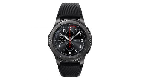 Ứng dụng iOS cho smartwatch Samsung đã xuất hiện
