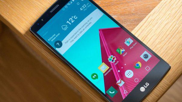 LG G6 sử dụng màn hình lạ lộ thời điểm ra mắt