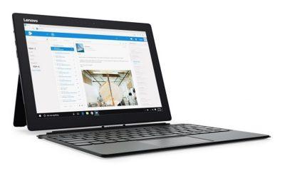 Lenovo Miix 720 400x240 - [CES 2017] - Lenovo ra mắt máy tính bảng Miix 720