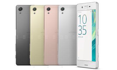 Sony Xperia X 400x240 - Sau iPhone 7, đến Sony Xperia X giảm giá sốc