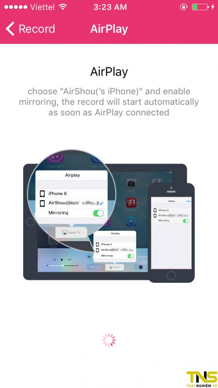 cach su dung airshou 3 451x800 - Cách cài đặt và sử dụng AirShou cho iOS 10 chưa jailbreak (update: 15.4.17)